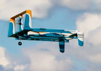 Amazon patentirao dron koji se sam uništi u hitnim situacijama