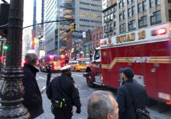 Teroristički napad bombom u Njujorku, napadač priveden