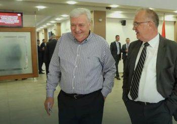 Dokle se čuje aplauz Marku Paviću na skupštini NDP-a?