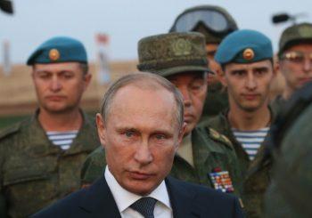 Putin u Siriji, naredio povlačenje ruske vojske