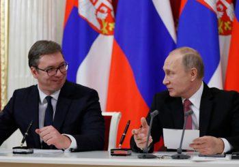 DOGOVOREN TERMIN Vučić potvrdio da Putin stiže u Srbiju 17. januara