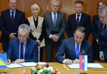 BiH i Srbija potpisale protokol o uklanjaju barijera u međusobnoj trgovini