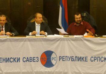 Milinović ponovo izabran za predsjednika Teniskog saveza Srpske