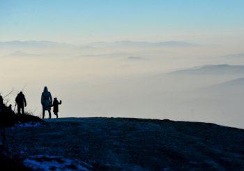 Vazduh zagađen pet puta više od dozvoljene granice