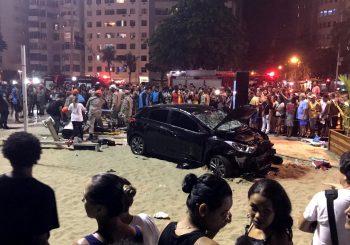 Brazil: Automobilom uletio među pješake, usmrtio bebu