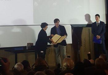"""Dejanu Atanackoviću uručena NIN-ova nagrada za roman """"Luzitanija"""""""