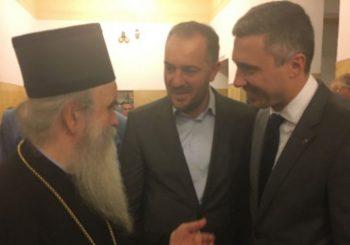 """Amfilohije sa """"Dverima"""": Vučić na Kosovu nastavlja politiku koju je započeo Đukanović"""
