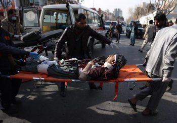 Stotine poginulih i ranjenih u eksploziji ambulantnih kola u Avganistanu