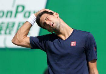 I DALJE U KRIZI Đoković izgubio od Tima, ništa od četvrtfinala sa Nadalom