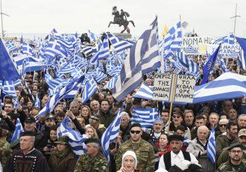 Veliki protesti u Grčkoj: Skoplje ne može da bude Makedonija u bilo kojoj varijanti