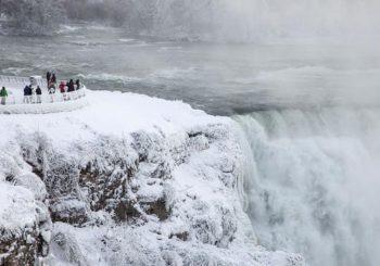 Amerika okovana ledom, u Montani minus 50