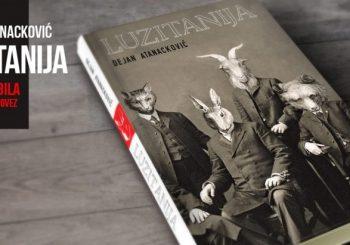 """NIN-ovu nagradu dobio Dejan Atanacković za prvi roman """"Luzitanija"""", žiri kasnio sa odlukom"""