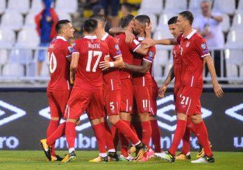 Žrijeb Lige nacija: Fudbaleri Srbije u grupi sa Rumunijom, Litvanijom i Crnom Gorom