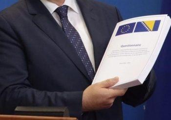 BiH će u Brisel slati dualne odgovore na pitanja iz Upitnika
