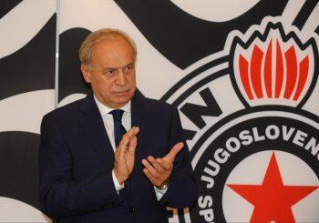 Fudbaleri Partizana započeli pripreme, Vučelić ih podsjetio da su i porazi dio sporta