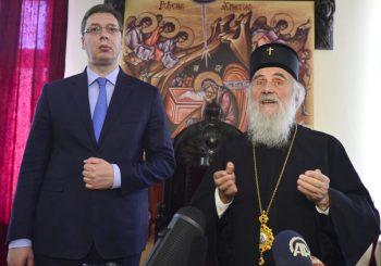 Kampanja vlasti u Srbiji protiv mitropolita Amfilohija ne posustaje, ministar traži da ga SPC kazni