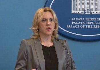 CVIJANOVIĆ: Višković mandatar za sastav nove Vlade