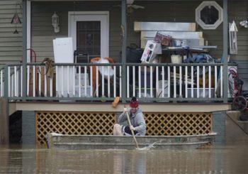Dvije žrtve snažne oluje u SAD
