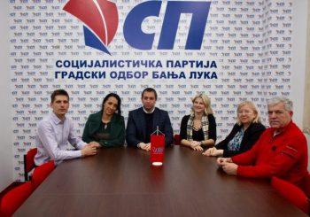 Socijalisti primili pet banjalučkih ljekara u članstvo, odmah formiraju Savjet za zdravstvo