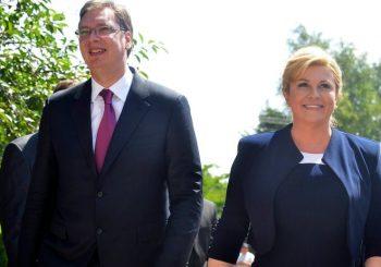 Nekoliko stotina bezbjednjaka i snajperisti čuvaju Vučića