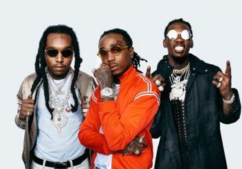 Najpopularnija svjetska hip-hop grupa Migos na EXIT stiže pravo sa vrha američke top liste!