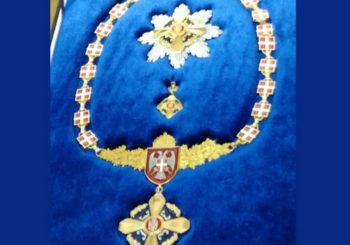 Dodik odlikovao Vučića ordenom Republike Srpske na ogrlici