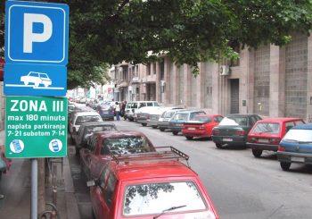SMS plaćanje parkinga u Beogradu za m:tel korisnike
