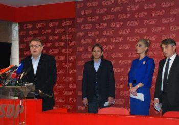 SDP - DF - SBB - NS: CIK promoviše politiku HDZ-a, pokušavaju da izvrše državni udar u BiH