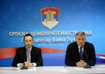 SDS: Vlast bi da Banjaluka bude evropska prestonica kulture, a ne mogu da saniraju Banski dvor