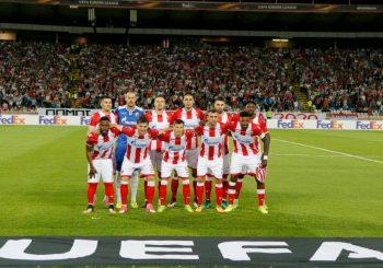 Zvezda nije uspjela da savlada CSKA, 35.000 navijača na tribinama nedovoljno za više od 0:0