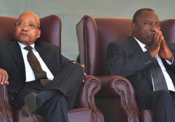 Ramafoza umjesto Zume: Nakon Zimbabvea, i u Južnoj Africi potpredsjednik postao šef države