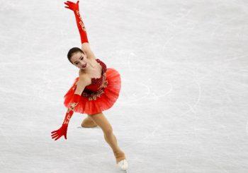 ZOI: Maestralna djevojčica Alina Zagitova osvojila prvo zlato za Rusiju