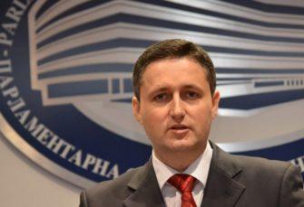 BEĆIROVIĆ (SDP): Bakire, zakaži sjednicu Doma naroda BiH, pa ćemo zvati Incka ako se Srbi ne pojave