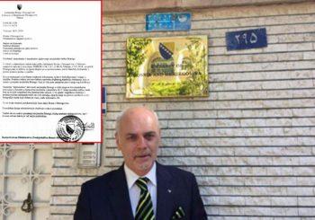 Epilog sukoba bh. diplomata: Muftiću ambasada u Parizu, Bitanga kući