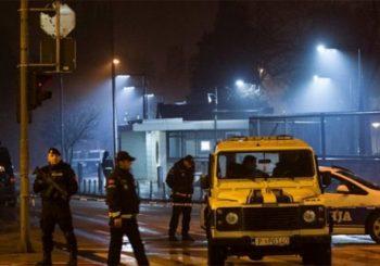 Muškarac bacio bombu na ambasadu SAD u CG pa se ubio