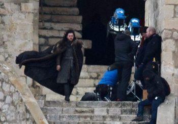 Počelo snimanje osme sezone Igre prijestolja, Kit Harington stigao u Hrvatsku