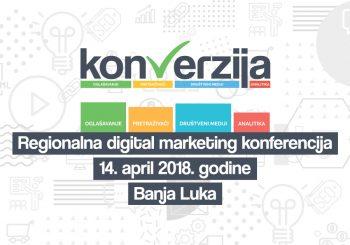 Banjaluka 14. aprila regionalni centar koji okuplja vrhunske stručnjake digitalnog marketinga