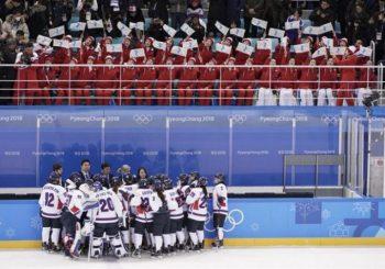 Hokejašice Sjeverne i Južne Koreje izgubile 8:0, ali ušle u istoriju prvim zajedničkim nastupom