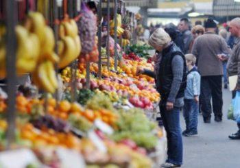 Bosna i Hercegovina najviše hrane izvozi u Tursku, slijede Srbija i Hrvatska
