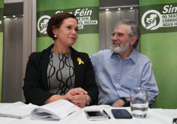 Irski Šin Fejn nakon 35 godina ima novog lidera, Meri Mekdonald naslijedila Gerija Adamsa
