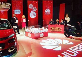 """Izvučeni dobitnici nagradne igre """"m:tel i Huawei te voze u novu godinu"""""""