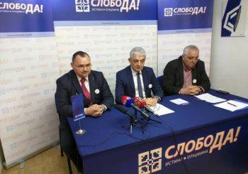 """Odbornički klub Budimira Balabana prerastao u partiju """"Sloboda"""""""