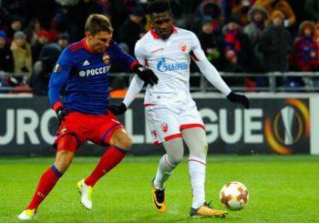 CSKA eliminisao Zvezdu iz LE, crveno-bijeli propustili dvije velike šanse u finišu
