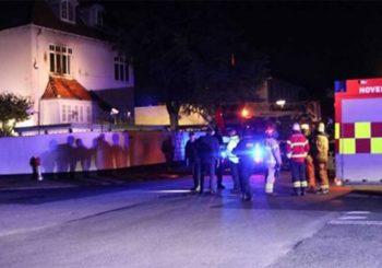 Napad na tursku ambasadu u Danskoj