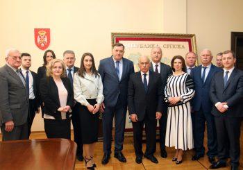 Predsjednik RS se sastao sa delegacijom Abhazije, Južna Osetija bila samo početak