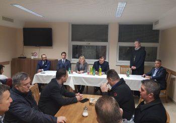 Dodik i Cvijanovićeva u Austriji sa predstavnicima dijaspore i privrednicima