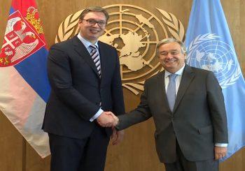 Šta su Vučiću poručili u Njujorku: Može ZSO, ali jedino ako priznate Kosovo