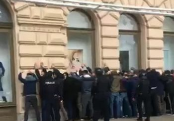 Hrvatska policija privela 57 navijača Budućnosti, u Zagrebu skandirali: Ovo je Srbija
