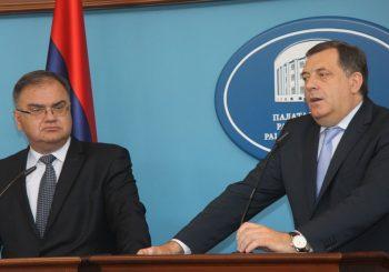 PDP: Dodikova spoljna politika je izolacija, SNSD: Ivanić ignoriše interese RS