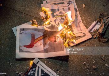 Katalonija ponovo na nogama, zbog sudske odluke slike španskog kralja u plamenu